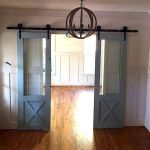 57 Magical Barn Door Design Ideas (47)
