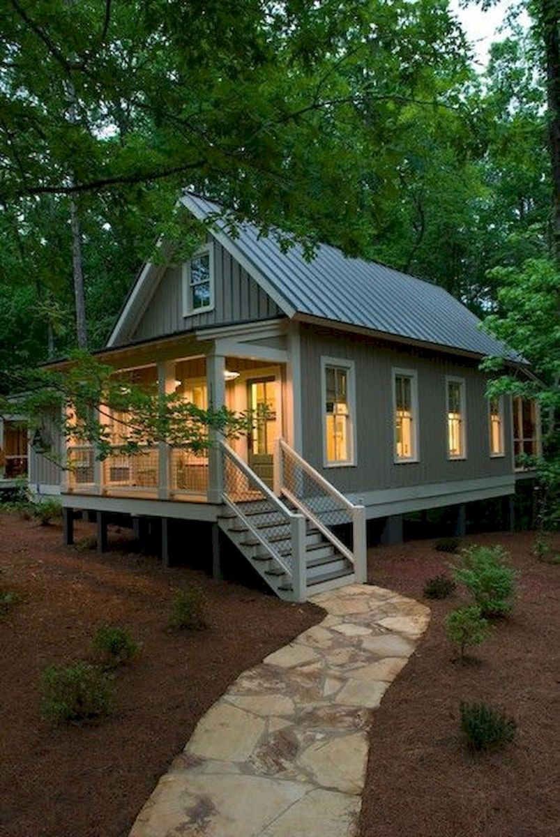 58 Best Tiny House Plans Small Cottages (33)