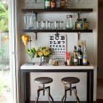 60 Best Mini Coffee Bar Ideas for Your Home (17)