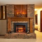 63 Best Log Cabin Homes Fireplace (54)