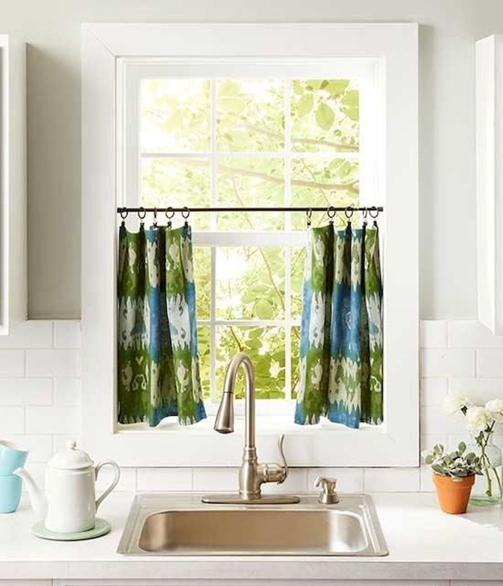 65 Adorable Window Curtains Design Ideas And Decor (27)