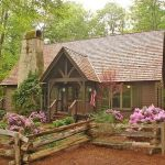 66 Best Small Log Cabin Homes (2)