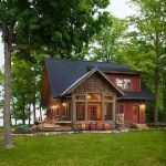 66 Best Small Log Cabin Homes (55)