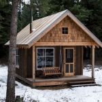 66 Best Small Log Cabin Homes (57)