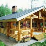 66 Best Small Log Cabin Homes (61)