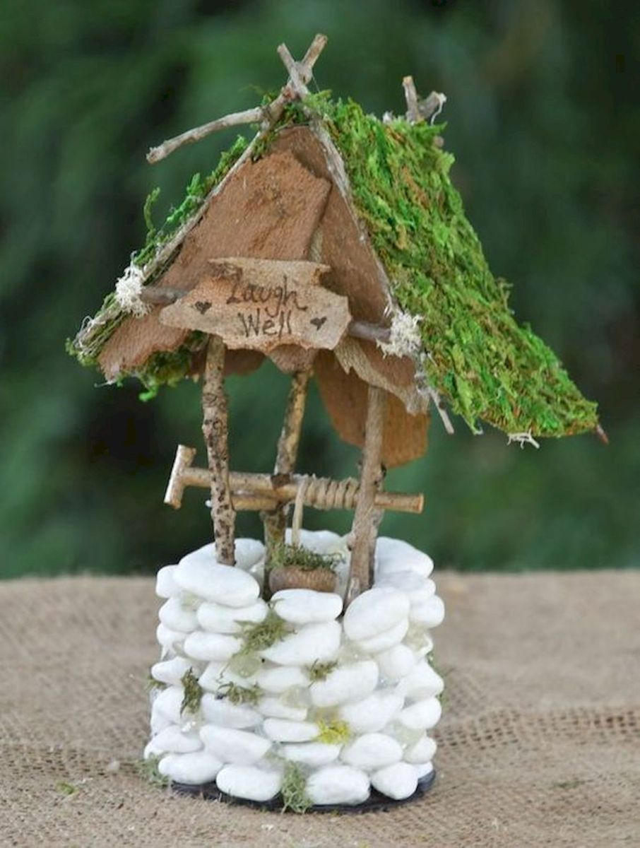 67 Adorable Fairy Garden Accessories Ideas (6)
