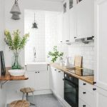 90 Beautiful Small Kitchen Design Ideas (36)