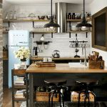 90 Beautiful Small Kitchen Design Ideas (76)