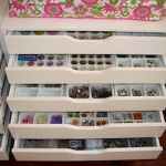 40 Stunning Craft Room Cabinets Decor Ideas and Design (7)