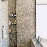 50 Fantastic Walk In Shower No Door for Bathroom Ideas (32)