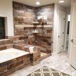 50 Fantastic Walk In Shower No Door for Bathroom Ideas (41)
