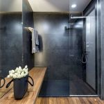 50 Fantastic Walk In Shower No Door for Bathroom Ideas (46)
