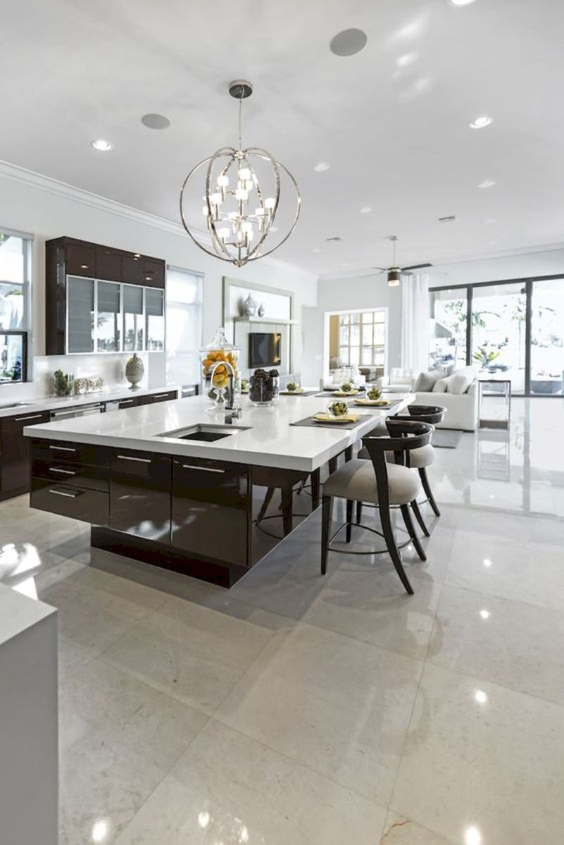 50 Most Popular Modern Dream Kitchen Design Ideas And Decor (23)