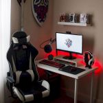 50 Stunning Computer Gaming Room Decor Ideas and Design (18)