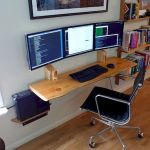 50 Stunning Computer Gaming Room Decor Ideas and Design (22)