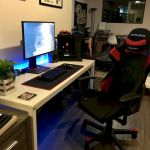 50 Stunning Computer Gaming Room Decor Ideas and Design (38)