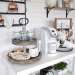 60 Amazing Mini Coffee Bar Ideas for Your Home (2)