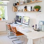 60 Favorite DIY Office Desk Design Ideas and Decor (29)