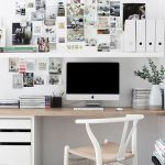 60 Favorite DIY Office Desk Design Ideas and Decor (40)