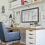 60 Favorite DIY Office Desk Design Ideas and Decor (46)