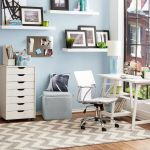 80 Amazing DIY Art Desk Work Stations Ideas and Decorations (38)