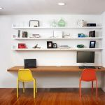 80 Amazing DIY Art Desk Work Stations Ideas and Decorations (41)