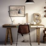 80 Amazing DIY Art Desk Work Stations Ideas and Decorations (63)