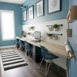 80 Amazing DIY Art Desk Work Stations Ideas and Decorations (66)