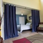 36 Best Studio Apartment Room Dividers Curtains Design Ideas (26)