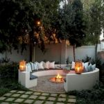 52 Best Outdoor Fire Pit Design Ideas (16)