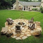 52 Best Outdoor Fire Pit Design Ideas (47)