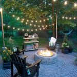57 Awesome Backyard Fire Pit Ideas (35)