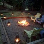 57 Awesome Backyard Fire Pit Ideas (42)