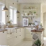 37 Farmhouse Wall Decor Ideas for Kitchen (11)