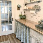 37 Farmhouse Wall Decor Ideas for Kitchen (31)