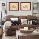 75 Best Farmhouse Wall Decor Ideas for Living Room (13)
