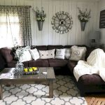 75 Best Farmhouse Wall Decor Ideas for Living Room (73)