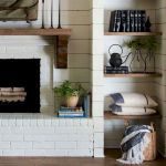 The Best Fireplace Ideas for Farmhouse (11)