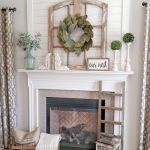 The Best Fireplace Ideas for Farmhouse (3)