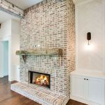 The Best Fireplace Ideas for Farmhouse (32)