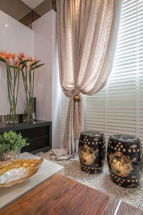 Persianas  Tipos Preos Modelos para sala quarto
