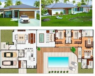 casas plantas planta quartos piscina casa modernas pequenas planos projeto uma modelos garagem simples fazenda grandes mais um chacara terreas