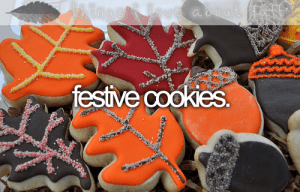 Welcome November.... Start to feel more like winter in Greece... But still , there are so many things that we love about Autumn .... like the delicious festive cookies.