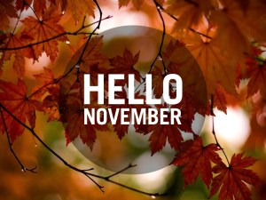 Welcome November.... Start to feel more like winter in Greece... But still , there are so many things that we love about Autumn ....