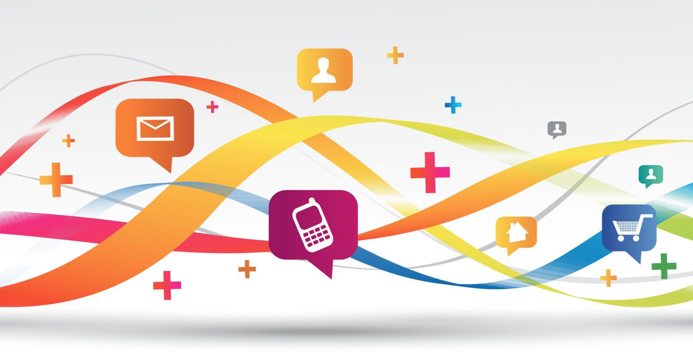 Technology & Social Media by Areti Vassou IdeaDeco