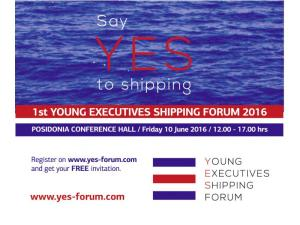 1st Young Executives Shipping Forum