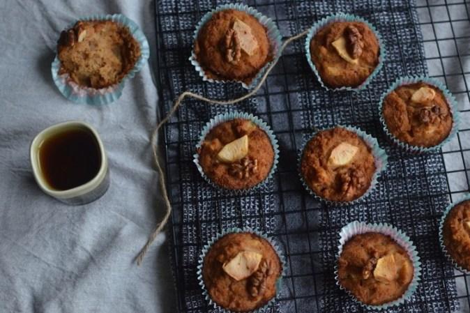 Apple Muffins Recipe
