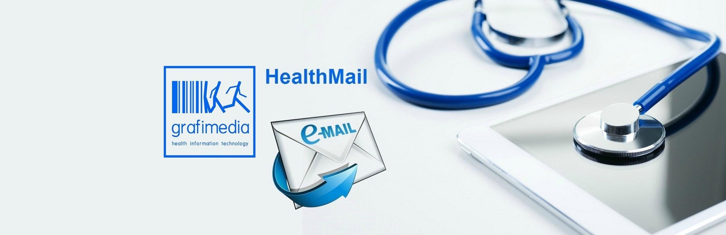 Grafimedia HealthMail App