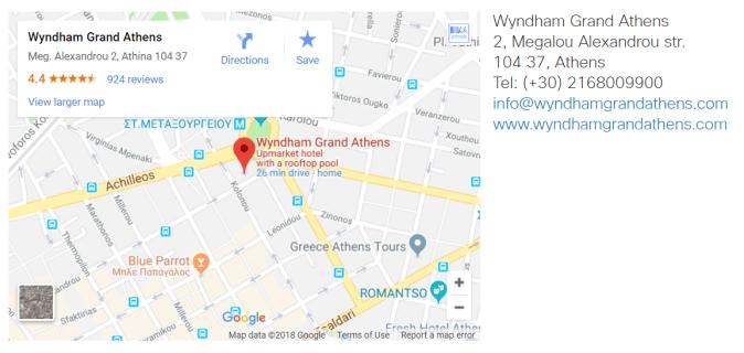 Network Intuitive Event Cisco Greece Location