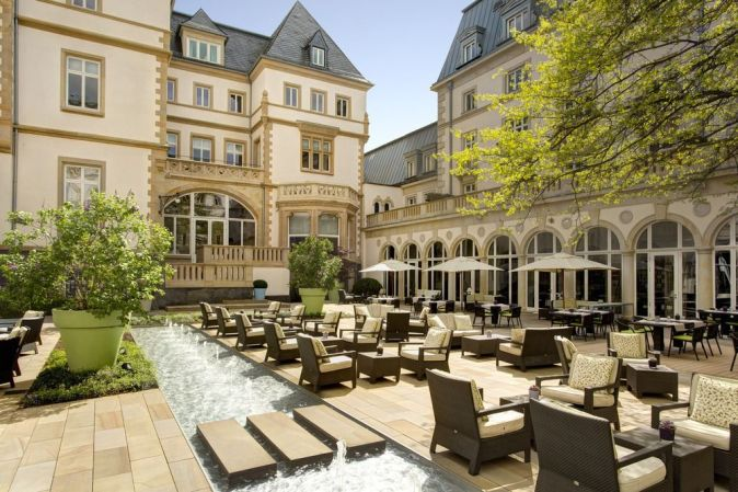 Villa Kennedy in Frankfurt Germany